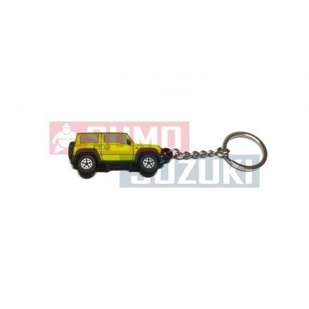 Suzuki gumi kulcstartó Jimny