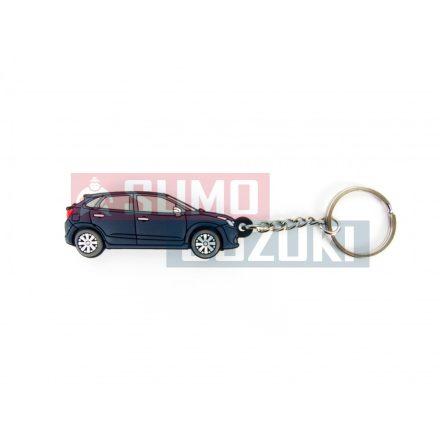 Suzuki Baleno gumi kulcstartó