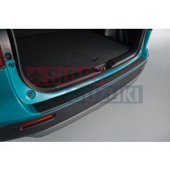 Suzuki Vitara 2015-> Hátsó lökhárító védőfólia fekete Gyári eredeti termék 990E0-54P57-E