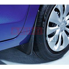 Suzuki Baleno első sárfogó gumi pár flexibilis Gyári eredeti termék 990E0-68P13
