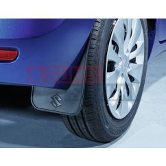 Suzuki Baleno hátsó sárfogó gumi pár flexibilis Gyári eredeti termék 990E0-68P14