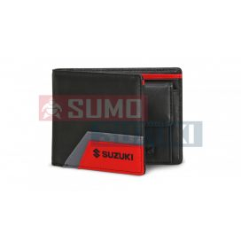 Suzuki Pénztárca piros-fekete 990F0-MWAL3