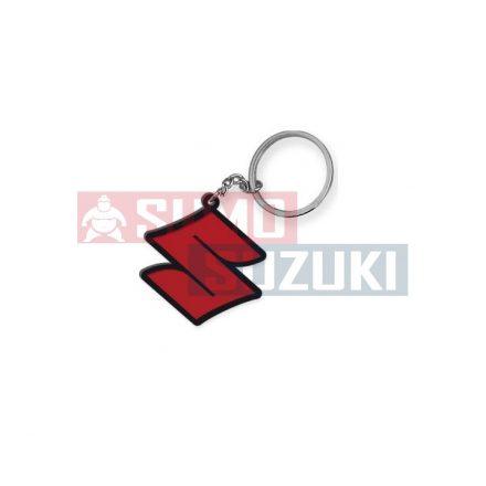 """Suzuki Kulcstartó """"S"""" Piros"""