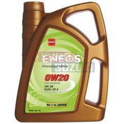 Suzuki Baleno 1,2 2016-> Eneos 0W20 olajcserere szett gyári beszállítótól