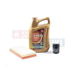Suzuki Ignis benzines + Wagon R 1,3 VVT motorral 5W40 Eneos olajcsere szett olaj+olajszűrő+levegőszűrő