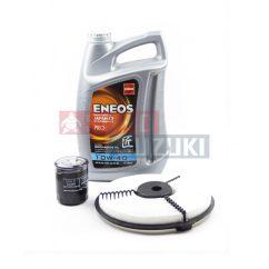 Suzuki Swift 1,0-1,3 (8 szelepes) injektoros 1990-2003 10W40 Eneos olajcsere szett